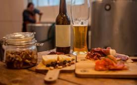 Kortreist øl og gårdsmat