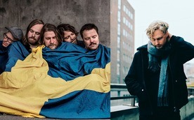 Dobbelkonsert: Sweden + Jarle Skavhellen