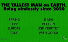 Tallest Man On Earth
